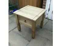 £25 small pine coffee table farmhouse shabby chic project