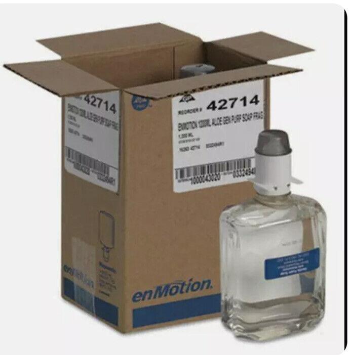 1 enMotion Gentle Foam Soap With Moisturizers 42714 40.5 Fl Oz EXP:2023