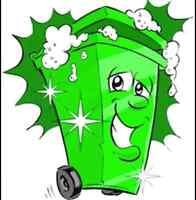 GREEN BIN CLEANING