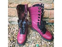 Immaculate Dr Marten Boots