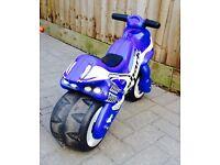 Mini toddler motorbike
