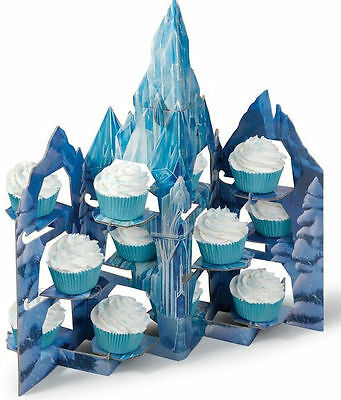 Frozen Disney Castle Cupcake Treat Stand from Wilton 8500 NEW ()