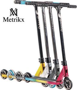 Trottinettes Freestyle METRIKX Scooters Canada