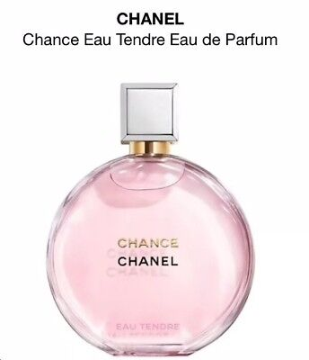 New Chanel Chance Eau Tendre Women  Eau de Parfum 2mL Sample Spray EDP