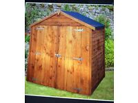Brand New small garden flat pack shed