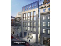 FITZROVIA Office Space to Let, W1 - Flexible Terms   2 - 85 people