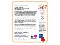 Home-Start Kennet Scheme Manager