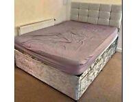 STUNNING VELVET BEDS FOR SALE!!