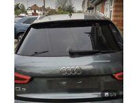 Audi q3 breaking