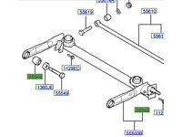 Hyundai ATOS Trailing Arm Bush 5554102001