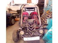 Off road road legal buggy 4x4 quad bike