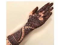 Mehndi artist Ash kumar certified