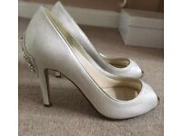 Stunning Rainbow club wedding shoes