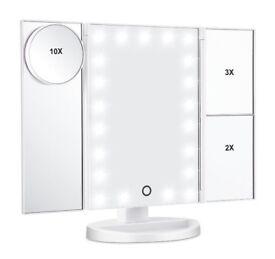 LED make up mirror BRAND NEW