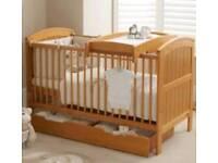 Mamas and Papas Hayworth Cot bed