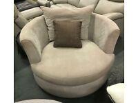 DFS Eleanor Swivel Chair