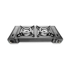 Brand New portable 2 burner butane gas stove RRP $169 Keilor East Moonee Valley Preview