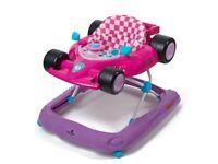 Babylo Racer 500 Walker in pink