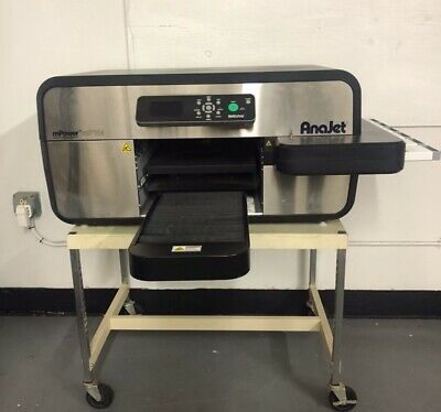 Anajet Mp10i Dtg Printer 1 Year Used Great Condition