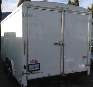 CARGO MATE ENCLOSED TRAILER