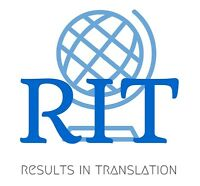 Services de traduction Fr-An avec Results in Translation