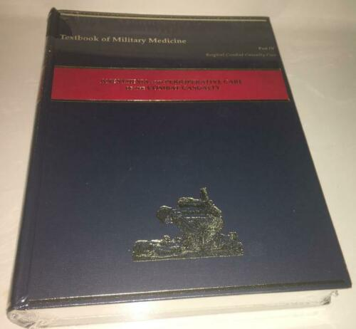 TEXTBOOK MILITARY MEDICINE MEDICAL CONSEQUENCES NUCLEAR WARFARE ARMY SEALED - $19.99