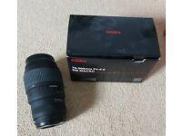 Camera Lens. Sigma 70-300mm F4-5.6 ST MACRO £100 ono