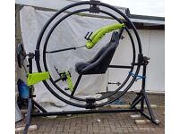 Human Gyroscope, Bouncy Castle add on, business for sale