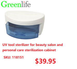UV Tool Sterilizer For Salon/Spa/beauty/Massage from $39.95