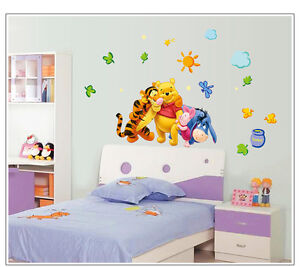 wandtattoo kinderzimmer disney m bel wohnen ebay. Black Bedroom Furniture Sets. Home Design Ideas