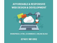 Beautiful Website Designing, Website Development, Affordable, Mobile & SEO Friendly
