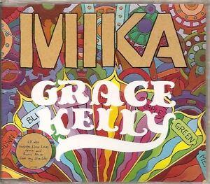 MIKA Grace Kelly 3 track CD SINGLE FREE WORLDWIDE SHIPPING - Leek, Nederland - Staat: Vrijwel nieuw: Een object dat zojuist uit de verpakking lijkt gehaald. Het object vertoont geen slijtage, is intact en in onberispelijke staat. Bekijk de aanbieding van de verkoper voor de volledige details en een beschrijving van - Leek, Nederland