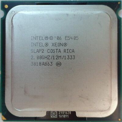 Intel Xeon E5405 2 GHz Quad-Core