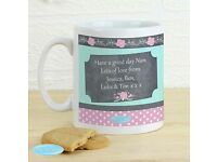 Personalised Me To You Mothers Day Mug