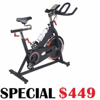 BRAND NEW ULTIMATE HOME USE SPIN BIKE EXERCISE BIKES SAVE 40% OFF Wangara Wanneroo Area Preview