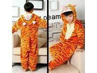 Tiger soft onsie