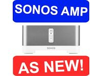 Sonos Connect AMP Multi Room NETWORK Stereo (ZP120) EXCELLENT Condition