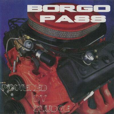 Borgo Pass - Powered By Sludge (CC415 1999) Like New Rare CD