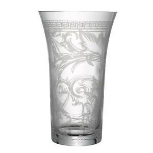 Arabesque Versace by Rosenthal crystal vase Broadbeach Waters Gold Coast City Preview