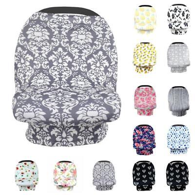 Materity Top CarSeat Cover Canopy Nursing Cover Crib Baby Stroller Cover Canopy ()