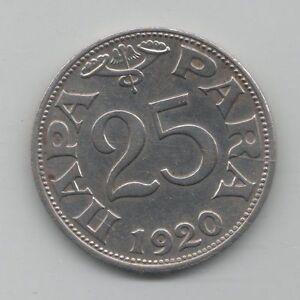 IUGOSLAVIA-25-PARA-1920-SPL-KM-3-mrm