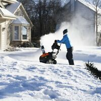 Snow removal - Oro Barrie Innisfil Thornton