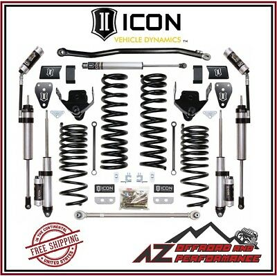"""ICON 2014- 2018 RAM 2500 4WD 4.5"""" Suspension System Stage 4 Performance Kit"""