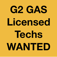 BARRIE & COLLINGWOOD !! G2 Licensed Gas Technicians WANTED !!