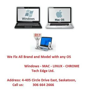 Laptop Mac&PC fix with +Professional Guaranteed services+