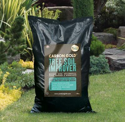 CarbonGold Organic Tree Soil Improver - 2 x 12kg bag - UPS 24