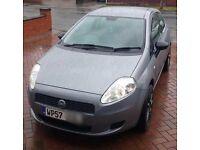 2007 Fiat Grande Punto 3dr