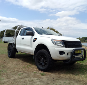 2012 Ford Ranger Super Cab, Cab Chassis Russell Lea Canada Bay Area Preview