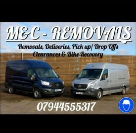 Man And Van Luton van removals And deliveries nationwide Europe