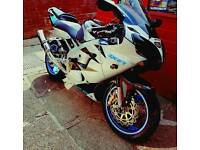Zx6r 2000 j1 absolutely pristine